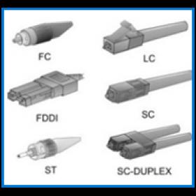 کانکتور فیبر نوری sc-duplex